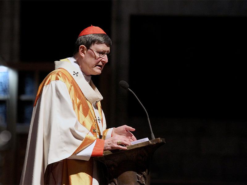 Kardinal Woelki kritisiert Werbung für Abtreibung Meldung