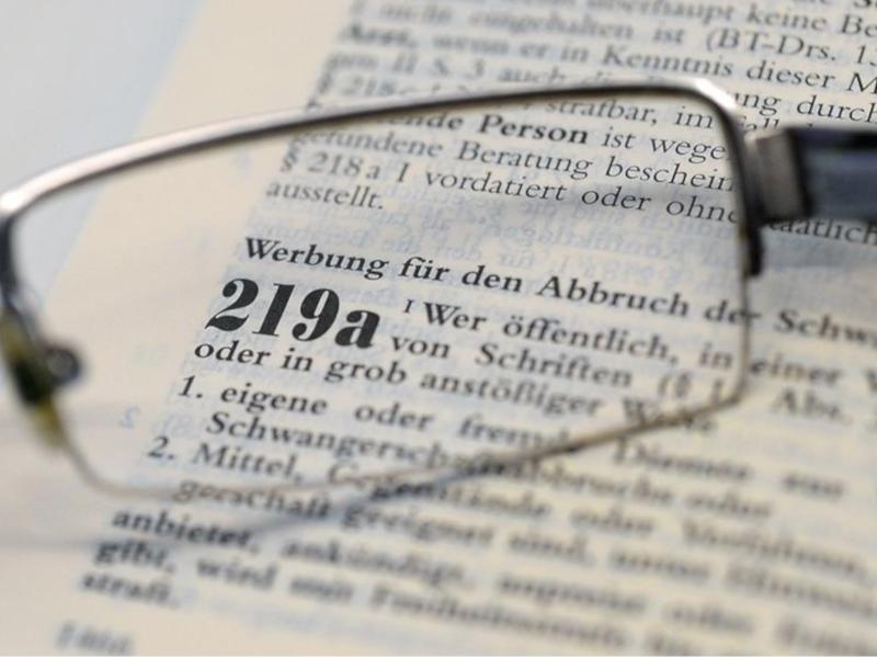 § 219a: OLG Frankfurt verwirft Revision – Hänel kündigt Verfassungsbeschwerde an Meldung